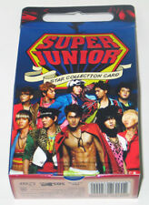 Super Junior - Star Collection Card 10 Pack Set (50 pcs) 1st PRESS EDITION