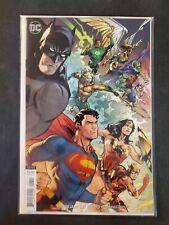 Justice League #26 B Cover DC NM Comics Book
