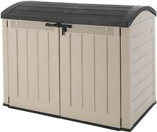 Keter Store It Out Ultra Outdoor Plastic Garden Storage Shed, 177 X 113 X 134 -