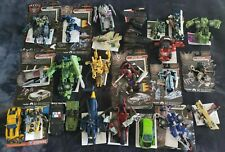 Transformers ROTF lot of 25 - Revenge of the Fallen - Bumblebee Megatron Skids