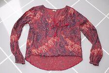 Damen  Tunika Bluse Hollister Größe S