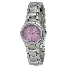 Citizen Eco-Drive Pink Silhouette Ladies Watch EW1170-51X