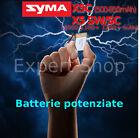 BATTERIA potenziata SYMA DRONE X5C X5 SW Cheerson CX 30RC JJRCJ 5C hd serie PLUS