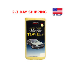 Micro Fiber Plush Microfiber Multi-Purpose Towels Car Wash Drying Terry Cloth