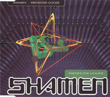 The Shamen ‎– Ebeneezer Goode    Maxi-CD 1992