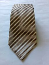 St SAINT ANDREWS HAND MADE in ITALY man tie cravatta uomo 100% SILK