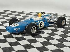 Scalextric década de 1960 Matra F1 Azul #6 C14 1.32 Usado Sin Caja