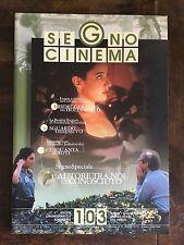 SEGNO CINEMA - 103  maggio/giugno 2000