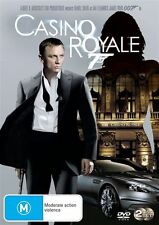 CASINO ROYALE *EXCELLENT CONDITION*  TWO DISCS