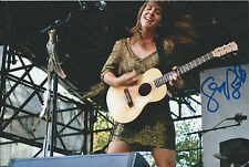 Serena Ryder Signed 4x6 Photo Autograph Stompa Harmony Weak in the Knees JUNO
