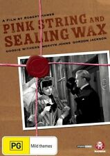 Pink String and Sealing Wax New DVD Region 4 Sealed