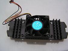 Ordenador Ventilador CPU P111 y Disipador de Calor combo.12vdc 50 x 50 x 10mm
