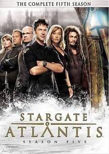 Stargate Atlantis: Season Five DVD