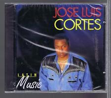 CD (NEW) JOSE LUIS CORTES LATIN MUSIC