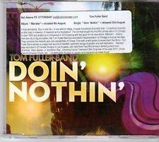 (CM326) Tom Fuller Band, Doin' Nothin' - 2010 CD