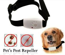 ANIMAL DOG PEST REPELLENT TREATMENT COLLAR PROTECT FROM FLEAS TICK MOSQUITO