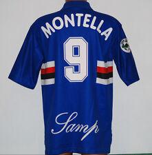 maglia sampdoria Montella asics serie A ERG 97 98 no match worn player issue