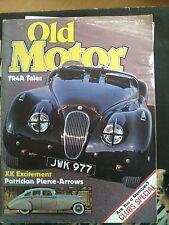 Old Motor (Magazine) FEBRUARY 1981