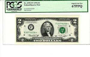 $2 DOLLARS 1976  FEDERAL RESERVE STAT NOTE  LUCKY MONEY VALUE $300