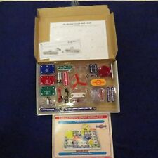 ELENCO Snap Circuits Jr. Electronic Kit SC-100 - Contents New Box Has Light Wear
