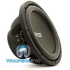 "RE AUDIO SCX12D4V2 WOOFER 12"" 900W MAX DUAL 4-OHM CAR SUBWOOFER BASS SPEAKER NEW"