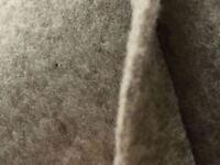 1 Metre of Veltrim smooth lining carpet STONE VW T5 Campervan