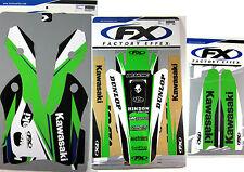 Factory Effex EVO 14 Graphics Trim Fender Forks Kawasaki KX125 KX250 99 00 01 02