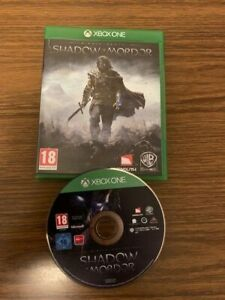 Middle Earth Shadow Of Mordor - Xbox Obe / XB1 Game