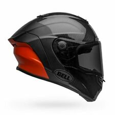 Bell Race Star Flex DLX Helmet DOT SNELL Full Face Street Motorcycle Mens Womens