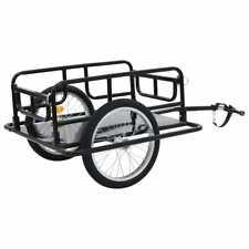 vidaXL Fahrradanhänger Klappbar Einkaufstasche Lastenanhänger mehrere Auswahl