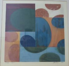 Charles Arnoldi XXVIII 109/115 Abstract Art Signed & Numbered Lithograph 2001