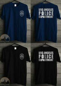 New Los Angeles Police Department LAPD SWAT T-Shirt