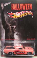 Hot Wheels SU MISURA '71 EL CAMINO Halloween Real Rider LIMITATO 1/25 FATTO