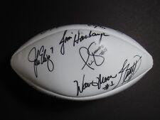 1f154c206c0 JOHN ELWAY TROY AIKMAN DAN MARINO (11) SIGNED AUTOGRAPHED NFL WILSON BALL  PSA
