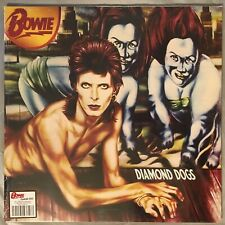 DAVID BOWIE - Diamond Dogs (45TH Annivrsry RED Vinyl LP) 2019 DB74761 NEW/SEALED