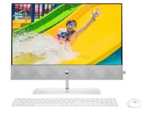 HP Pavilion 24-k0109a All in one Desktop 10th Gen i5, 16 GB RAM 512GB SSD