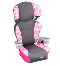 CHILD CAR SEAT Girls Safety Vehicle Big Kid Booster Chair Highback Toddler