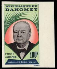 DAHOMEY C28i - Sir Winston Churchill Memorial (pb24655)