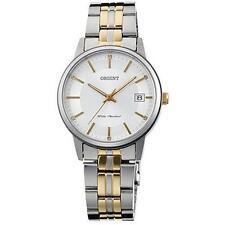 Lässige Orient Armbanduhren aus Edelstahl