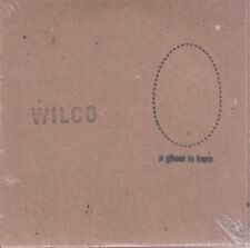 wilco a ghost is born cd promo new