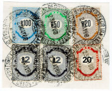 (I.B) South Africa Revenue : Duty Stamp R174.20