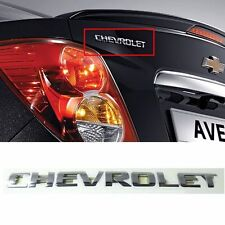 [CHEVROLET] Rear Logo Emblem For GM Chevrolet Sonic 2012+ OEM Parts