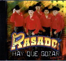 Grupo Rasado Hay Que Gozar   (PURAS CUMBIAS)  BRAND  NEW SEALED CD