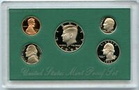 1994 United States Proof Set 5 Coin Collection US Mint