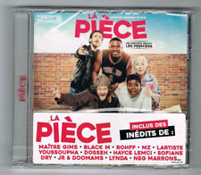 ♫ - LA PIÈCE - LA BANDE ORIGINALE DU FILM - CD 21 TITRES - 2016 - NEUF NEW - ♫