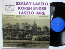 SZALAY LÁSZLÓ~KORÉH ENDRE~LÁSZLÓ IMRE Hungarian LP Hazam 504 Excellent vinyl!