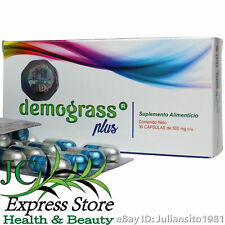 1 PACK DEMOGRASS PLUS WEIGHT LOSS SUPPLEMENTS 30 CAPSULAS 100% ORIGINAL PILL