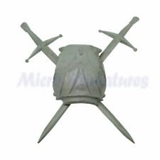 More details for dolls house wall armour 1/12th scale (00780)