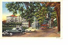 Greenfield, Ma Weldon Hotel @ 1940