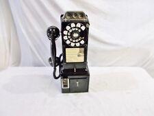 Genuine Old (1955) 197D Western Electric 3-Slot Payphone